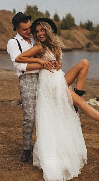 Свадебное платье Jordan
